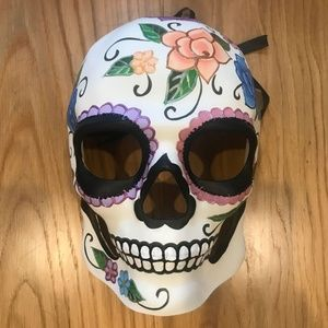 Other - Halloween Skull Mask (Day of the Dead)